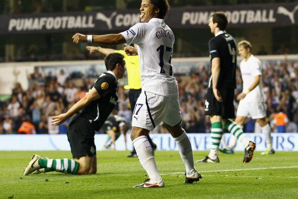 Ante el Shamrock Rovers cumplió un buen papel al marcar un gol que vaya...