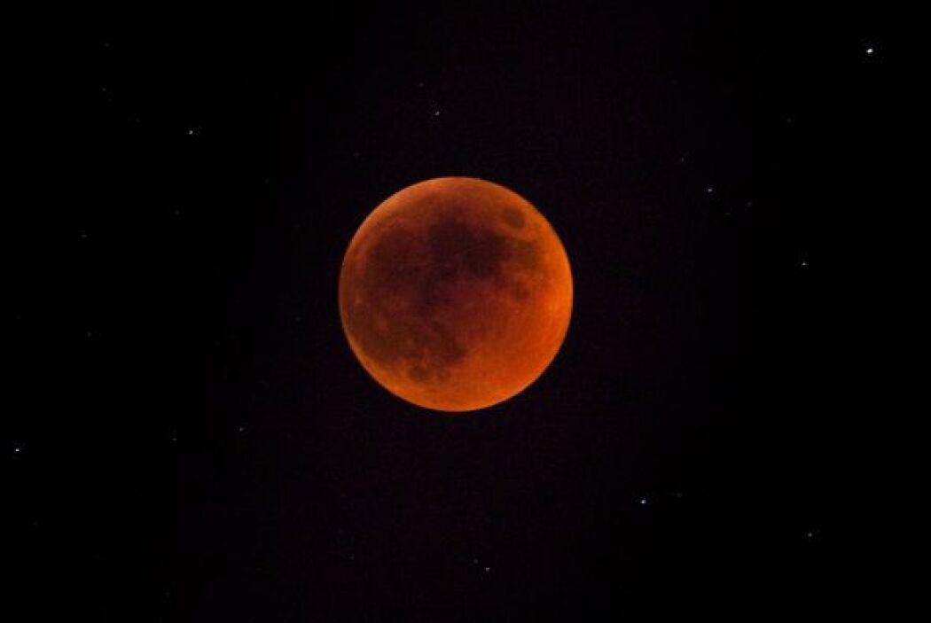 La última vez que tuvo lugar una serie de cuatro eclipses lunares totale...