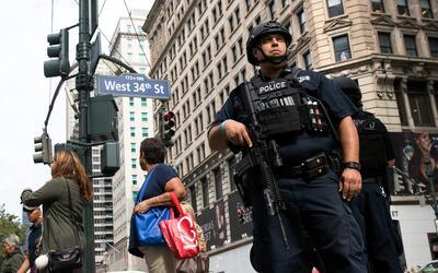 Los incidentes con explosivos de la última semana han llevado al reforza...