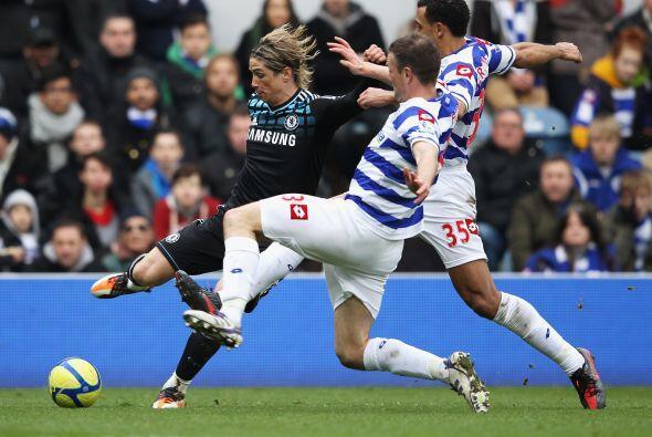 Fernando 'el niño' Torres volvió a ser fundamental para el Chelsea.