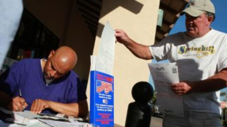 Hoy es el último día de plazo para registrarse para votar en las eleccio...