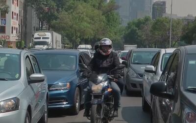 Delincuentes sobre motocicletas, la nueva modalidad de robo en México