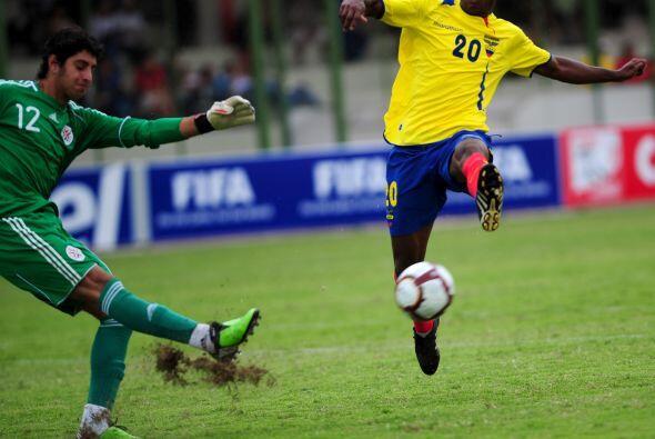 Ecuador tiene que enfrentar a Brasil este próximo martes en la penúltima...