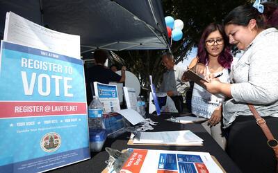 ¿Por qué es importante que te inscribas para votar?
