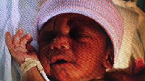 Niña recién nacida encontrada en Chicago Heights