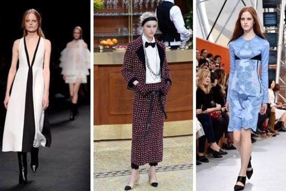 Las mejores tendencias de París siguen deslumbrando a todos y el...