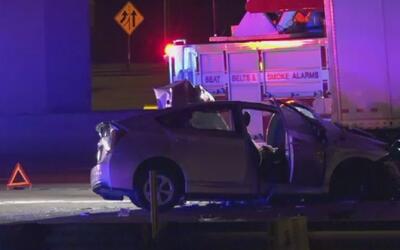 Accidente fatal paralizó el tráfico en el norte de Dallas