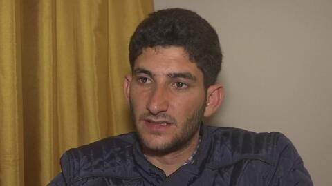 Hombre que perdió a sus mellizos y a 17 familiares más en ataque químico...