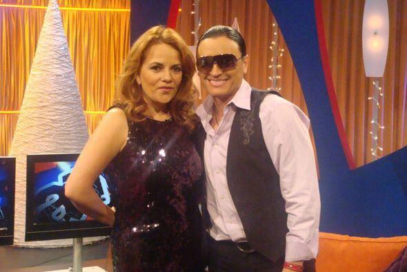 Y aunque extrañamos mucho a Calderón, Gina y Orlando tuvieron invitados...
