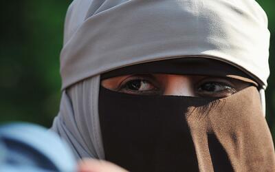 Velo islámico integral, o 'burka'