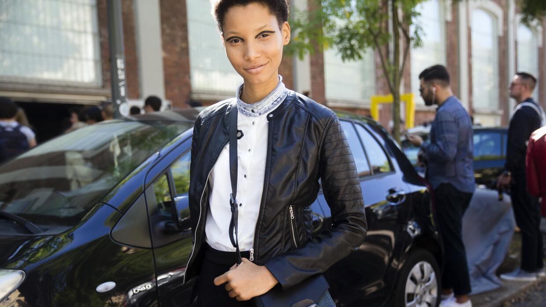 En el Paris Fashion Week, Lineisy desfiló para Chanel y Loewe.