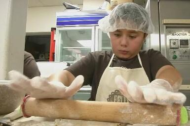 Niño hispano se convierte en gran empresario