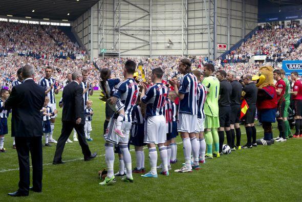 Las emociones abundaron en la última fecha de la Liga Premier inglesa, q...