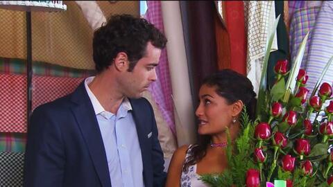 Patricio dejó en claro que Lola le gusta y que está intere...