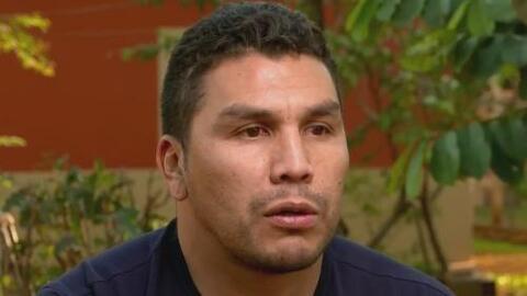 La mala jugada del destino que le cambió la vida a Salvador Cabañas