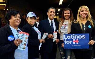 Adriano Espaillat es oficialmente el primer congresista dominicano de EEUU.