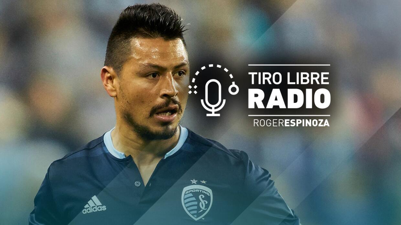 Descarga el podcast Tiro Libre Radio a través de iTunes