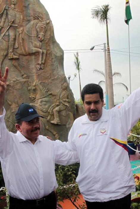 Nicolás Maduro ha declarado en diversas ocasiones que se considera catól...
