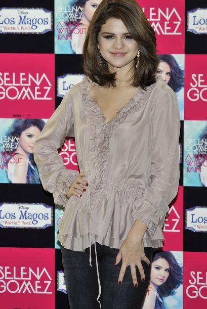 Gomez no sólo se inclinó por la actuación, sino también por la música. E...