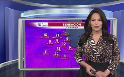 El Tiempo en Chicago: frío gélido y peligroso