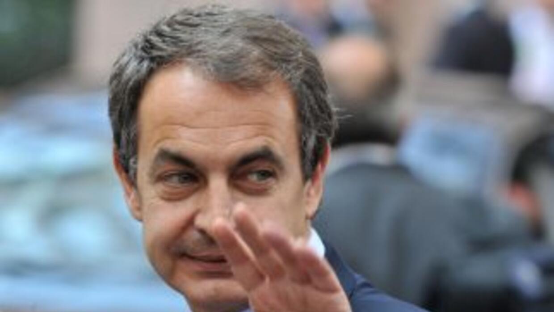 Jos'e Luiz Rodríguez Zapatero, de 50 años, fue elegido presidente en 200...