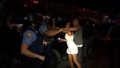 Los hechos violentos siguen en aumento en Puerto Rico.