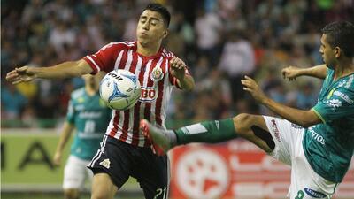 Chivas 2-2 León: El Rebaño y la Fiera salen tablas en partido amistoso