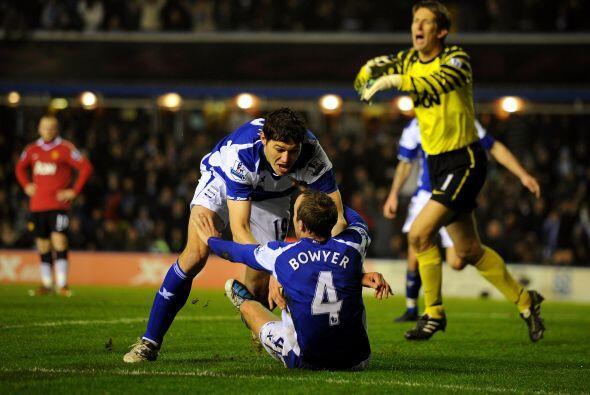 Ese gol, al minuto 90, le cayó como balde de agua fría al...