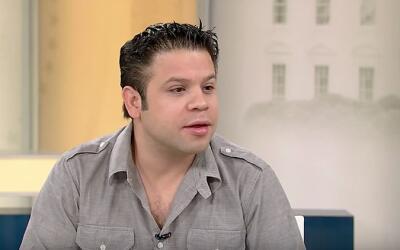 Jesús Romero Colín en el programa Al Punto de la cadena Univision.