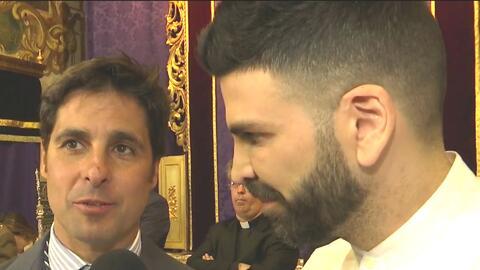 Jomari Goyso entrevistó a Francisco Rivera 'El Toro' en medio de la cont...