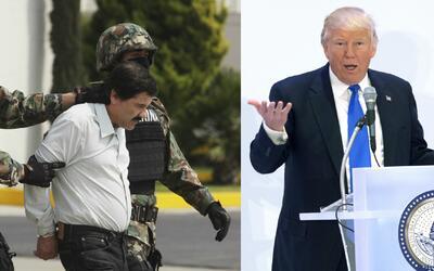 ¿Cuáles son los cargos que enfrenta 'El Chapo' y por qué se extradita a...
