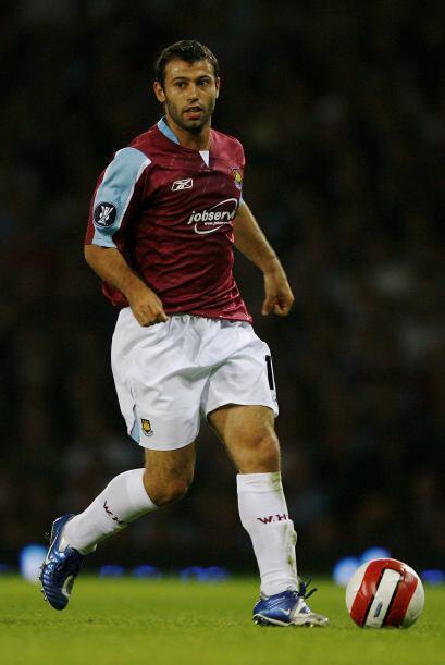 El Liverpool logró contratar a Javier Mascherano el 31 de enero d...