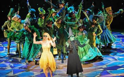 "El musical ""Wicked"""