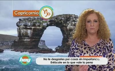 Mizada Capricornio 26 de mayo de 2016
