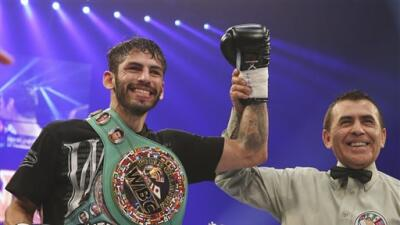Jorge Linares listo para Kevin Mithcell