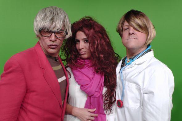 ¿Qué les pasó a Johnny, Maity y Raúl?