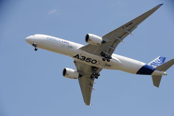 Este vuelo marca una etapa importante que toda la industria puede celebr...