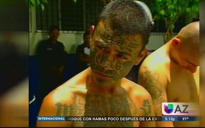 Pandilleros reclutan a niños de la frontera