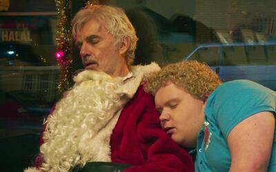 Ni hagas tu lista de regalos: Regresa el Santa Claus más mal portado de...