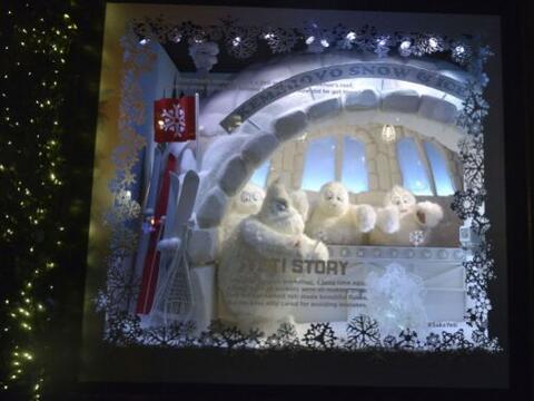 ¡El espíritu navideño inunda la quinta avenida de Nu...