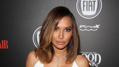 Naya Rivera Vanity Fair Young Hollywood