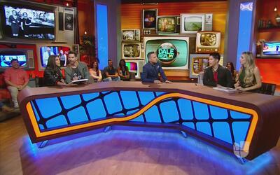 ¿Qué estará viendo el talento de Univision Radio en 'Dale Replay'?