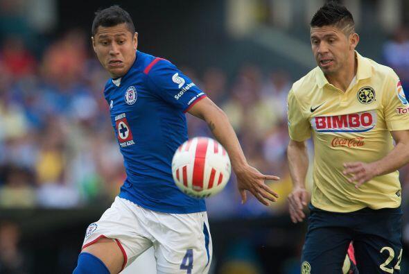 Del actual plantel de Cruz Azul sólo Julio 'Catita' Domíng...
