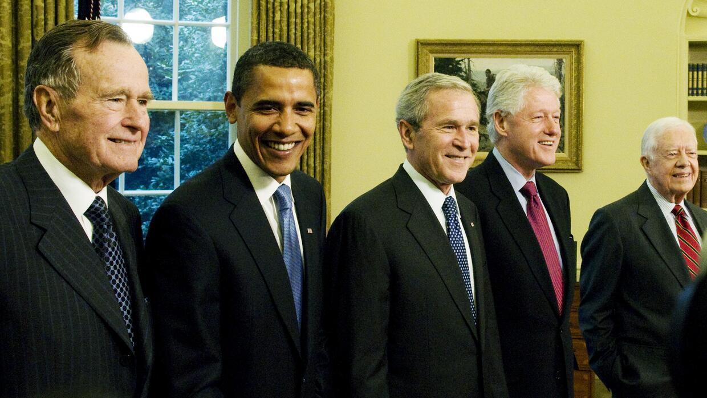 Datos curiosos de algunos cambios de mandato presidencial en los Estados...
