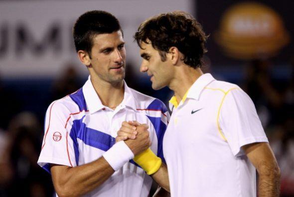 En el primer Grand Slam de la temporada, el Abierto de Australia, perdi&...