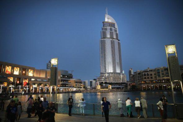 5. DUBAI. Esta nación tiene un rendimiento de 17 por ciento en 2014.