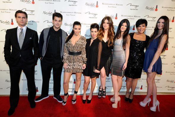 Negar que los Kardashian se han apoderado del mundo del espectáculo serí...