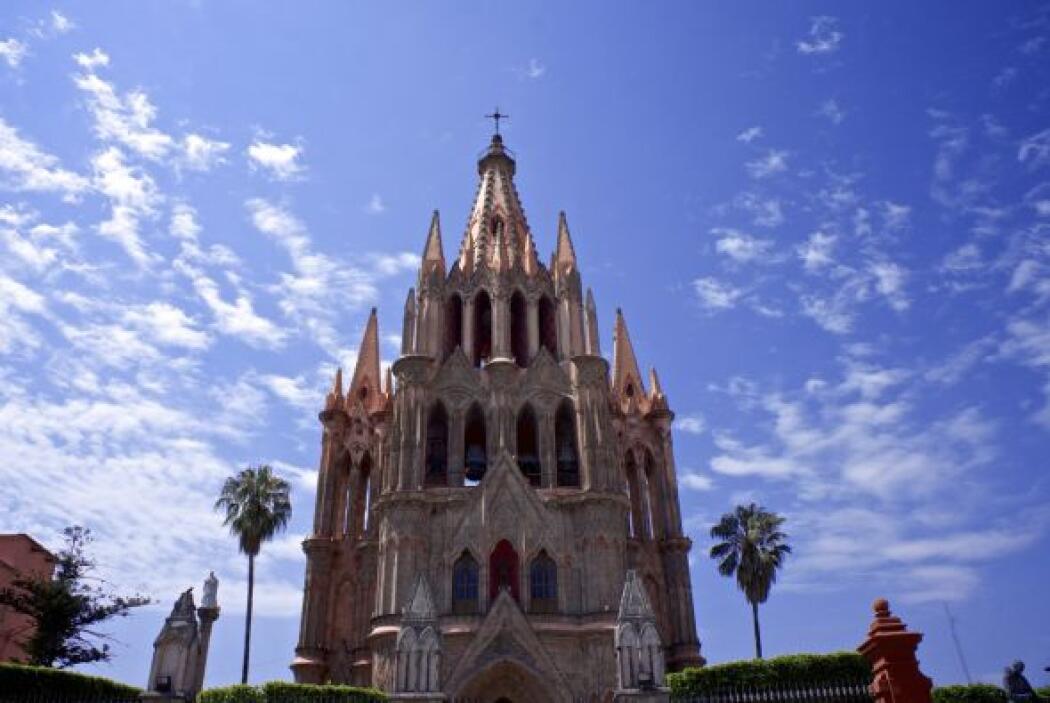 El municipio de San Miguel de Allende fue reconocido en Nueva York com...
