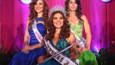 María Rosa Alvarado, Miss Honduras, y su hermana habrían sido asesinadas...