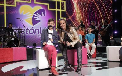 Shaila y Adrian